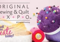 Cool novis original sewing quilt expo rescheduled 10 Modern Sewing & Quilt Expo