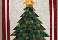 Cool oh christmas tree wall hanging pattern 9 Beautiful Quilt Patterns For Wall Hangings