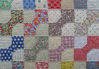 Cool pin on feedsacks 10 Elegant Bow Tie Quilt Pattern Layouts Gallery