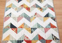 Cool quilt charm square quilt charm pack quilt patterns 10   Chevron Quilt Pattern Using Rectangles Gallery