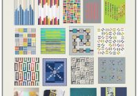 Cool quilt inspiration free pattern day easy modern quilts 1 Modern Vintage Modern Quilts Inspirations