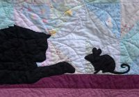 Cool silhouette quilt night quilter 11 Stylish Silhouette Quilt Patterns Inspirations