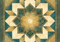 Cool solstice star quilt pattern pc 233 757510621200 9   Stonehenge Fabric Quilt Patterns Inspirations