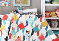 Cool summer houndstooth quilt cluck cluck sew Modern Houndstooth Quilt Pattern Inspirations