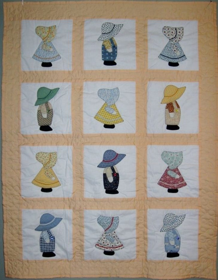 Permalink to 11 Beautiful Duch Doy Or Girl Quilt Pattern