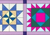 Cool the 10 best beginner quilt patterns Stylish Easy Beginner Block Quilt Patterns