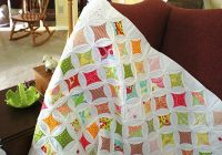 Cool the basics of cathedral window quilts sewingmachinesplus 9 New Cathedral Window Quilt Patterns Inspirations