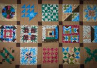 Cool the underground seamstress deep south magazine 9 Stylish Shoo Fly Quilt Pattern Underground Railroad Inspirations