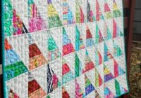 Cool to the point a quick n easy jelly quilt tutorial 11 Unique Jelly Roll Quilt Patterns