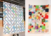 Cool vintage quilts modern domestic modern domestic Cool Modern Vintage Quilts