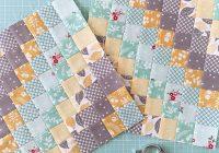 Cozy 12 minis in 12 months trip around the world mini quilt 9 Cool Quick Trip Around The World Quilt Pattern