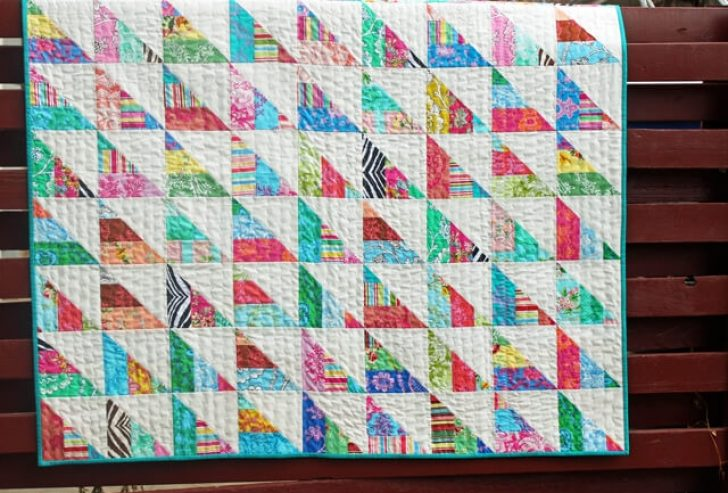 Permalink to 11 Cool Fat Quarter Bundle Quilt Patterns