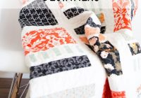 Cozy 15 quilt patterns for beginners beginner quilt patterns 9 Unique Easy First Quilt Pattern Inspirations
