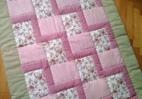 Cozy 17 super ideas for patchwork quilt ba girl sew ba 9 Cozy Baby Patchwork Quilt Patterns For Beginners Inspirations
