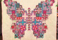 Cozy 50 sq ft studios recap and review the butterfly quilt 10   Tula Pink Butterfly Quilt Pattern