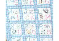 Cozy abc nursery quilt blocks 9 Elegant Jack Dempsey Quilt Blocks Gallery
