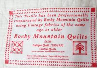 Cozy antique quilt restoration and quilt repair 9 Beautiful Vintage Quilting Fabrics For Sale Gallery