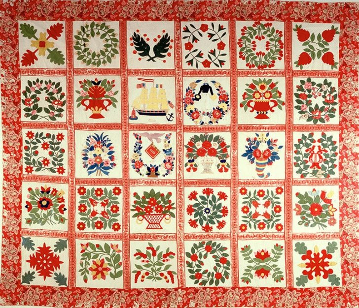 Permalink to 11 Cool Baltimore Album Quilt Patterns Inspirations