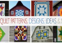 Cozy barn quilt patterns designs ideas more 10   Quilt Patterns For Barns Gallery