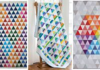 Cozy block friday triangle quilts quilting daily 11 Cool Quilting Triangles Gallery