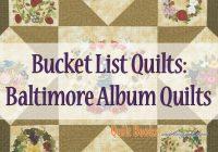 Cozy bucket list quilts baltimore album quilt quilt books beyond 11 Cool Baltimore Album Quilt Patterns Inspirations
