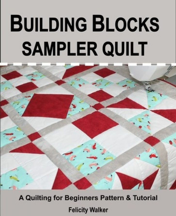 Permalink to 10 Unique Building Block Quilt Pattern Inspirations