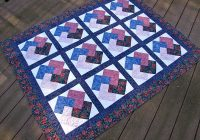 Cozy canton village quilt works quilt flashback Beautiful Winning Hand Quilt Pattern