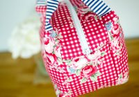 Cozy chub lunch tote free sewing pattern sewcanshe free 11 New Quilted Lunch Bag Pattern Inspirations
