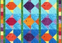 Cozy free fish quilt block pattern dopepicz fish quilt 11 Unique Fish Quilt Block Pattern