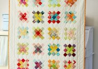 Cozy free tutorial granny square quilt block 10 Cozy Granny Square Quilt Block Pattern Gallery