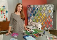 Cozy fresh quilting episode 111 color play bryan house quilts 9 Beautiful Fresh Quilting Fabric Near Me Inspirations