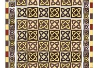 Cozy friday free quilt patterns celtic twist lap quilt 9 Modern Celtic Quilting Patterns