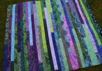 Cozy how to make a jelly roll quilt 49 easy patterns guide Batik Jelly Roll Quilt Patterns