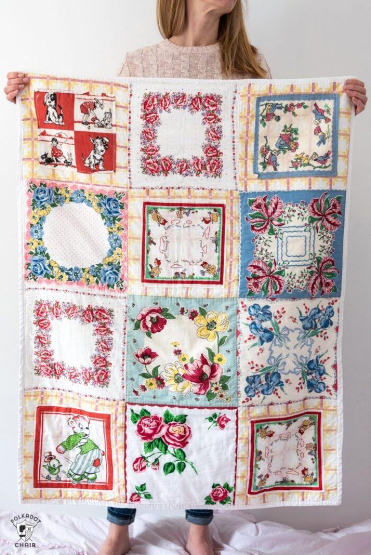 Permalink to 9 Unique Handkerchief Quilt Pattern Inspirations