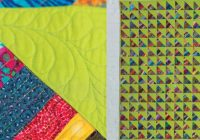 Cozy how to make string pieced half square triangle quilt blocks 9 Beautiful Triangle Quilt Blocks Inspirations