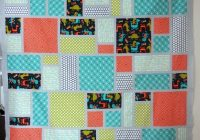 Cozy jacks blocks quilt pattern 9 Cool Block Quilt Patterns For Beginners