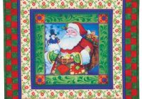 Cozy jim shore ho ho holidays wallhanging quilt kit christmas 9 Elegant Beautiful Jim Shore Quilting Fabric Ideas Gallery
