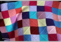 Cozy knitting blankets knitted blanket squares knitted New Knitted Quilt Block Patterns Inspirations