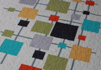 Cozy nice in similar colors modern quilt patterns quilts Modern Vintage Modern Quilts Inspirations