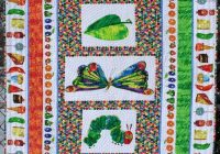 Cozy pats knitting and quilting the very hungry caterpillar 11 Beautiful Very Hungry Caterpillar Quilt Pattern Gallery