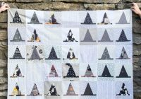 Cozy pin on ideas quilts 11 Cool The Witch Is In Quilt Pattern Inspirations