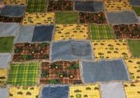 Cozy pin on my sewing 11 New John Deere Quilt Patterns Gallery