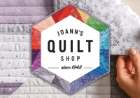 Cozy quilt cotton fabric shop fabric kits supplies online Modern Pre Quilted Fabric Joann Inspirations