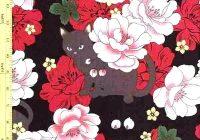 Cozy quilt gate fabric toqueglamour 10   Quilt Gate Gentle Flowers Fabric Inspirations