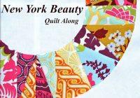 Cozy quilt pattern designer kim new york beauty block quilt along Interesting New York Beauty Quilt Block Pattern Inspirations