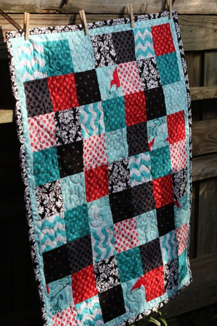 Permalink to 9 Cool Easy Beginner Block Quilt Patterns Inspirations