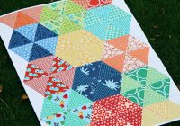 Cozy quilting with triangles part 3 design weallsew Stylish Quilts With Triangles Inspirations