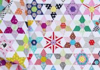 Cozy red pepper quilts the daisy chain quilt an english paper 11   Daisy Chain Quilt Pattern