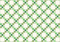 Cozy single irish chain quilt pattern 11   Irish Chain Quilt Pattern Gallery
