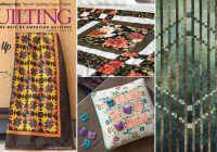 Cozy take a sneak peek at mccalls quilting fall quilt patterns Stylish Mccalls Quilting Patterns Inspirations